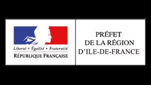 Logo de la préfecture d'Île-de-France