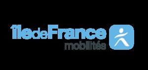 Logo d'Île-de-France Mobilités